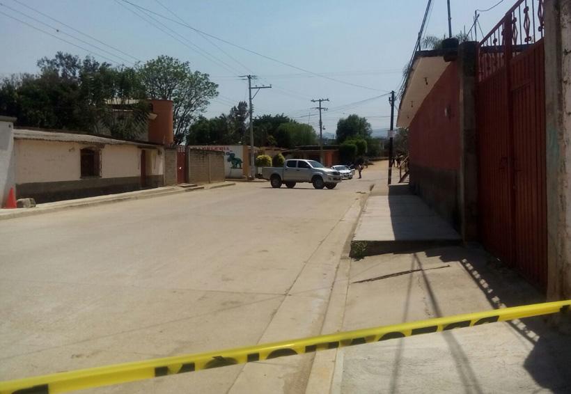 Ataque homicida en Santa Gertrudis, Zimatlán, Oaxaca. Noticias en tiempo real
