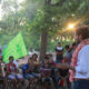 Recibe Pepe Estefan apoyo total del barrio San Sebastián