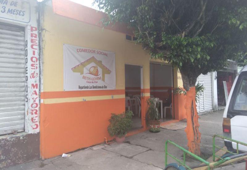 Comedores sociales en tiempo de elecciones | El Imparcial de Oaxaca