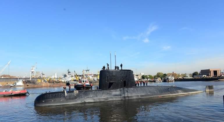 Cinco meses sin rastro del submarino argentino pero las familias no se rinden | El Imparcial de Oaxaca