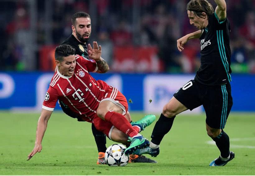 El Madrid saca ventaja en Munich; 1-2 | El Imparcial de Oaxaca
