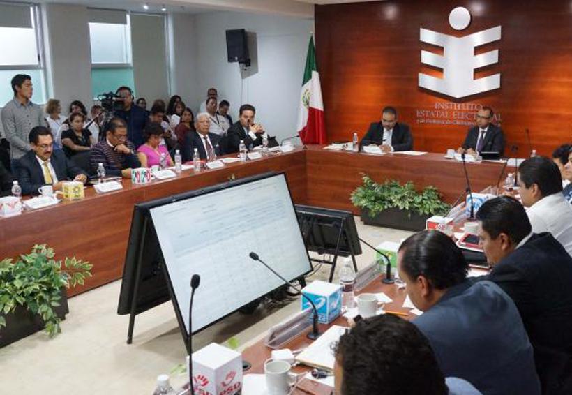 PRI y PVEM van separados por Oaxaca de Juárez | El Imparcial de Oaxaca