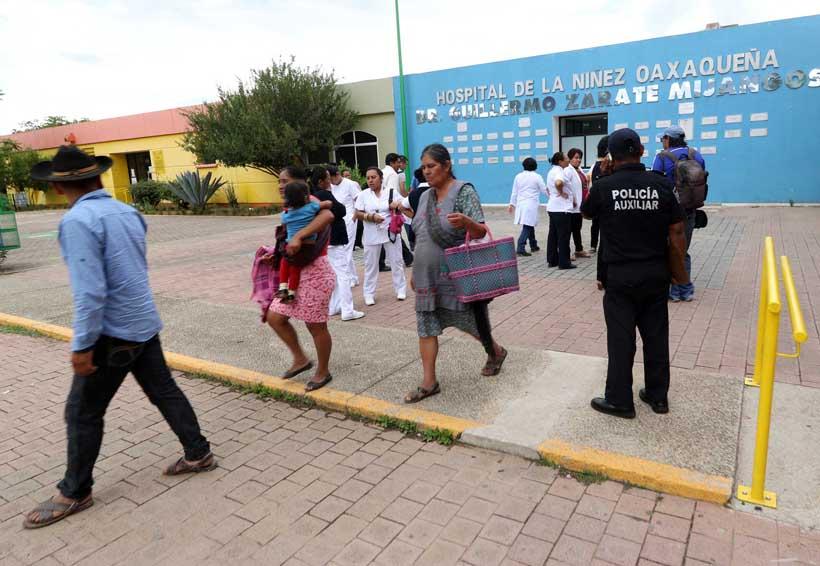 Solo hay 10 anestesiólogos pediatras en Oaxaca | El Imparcial de Oaxaca