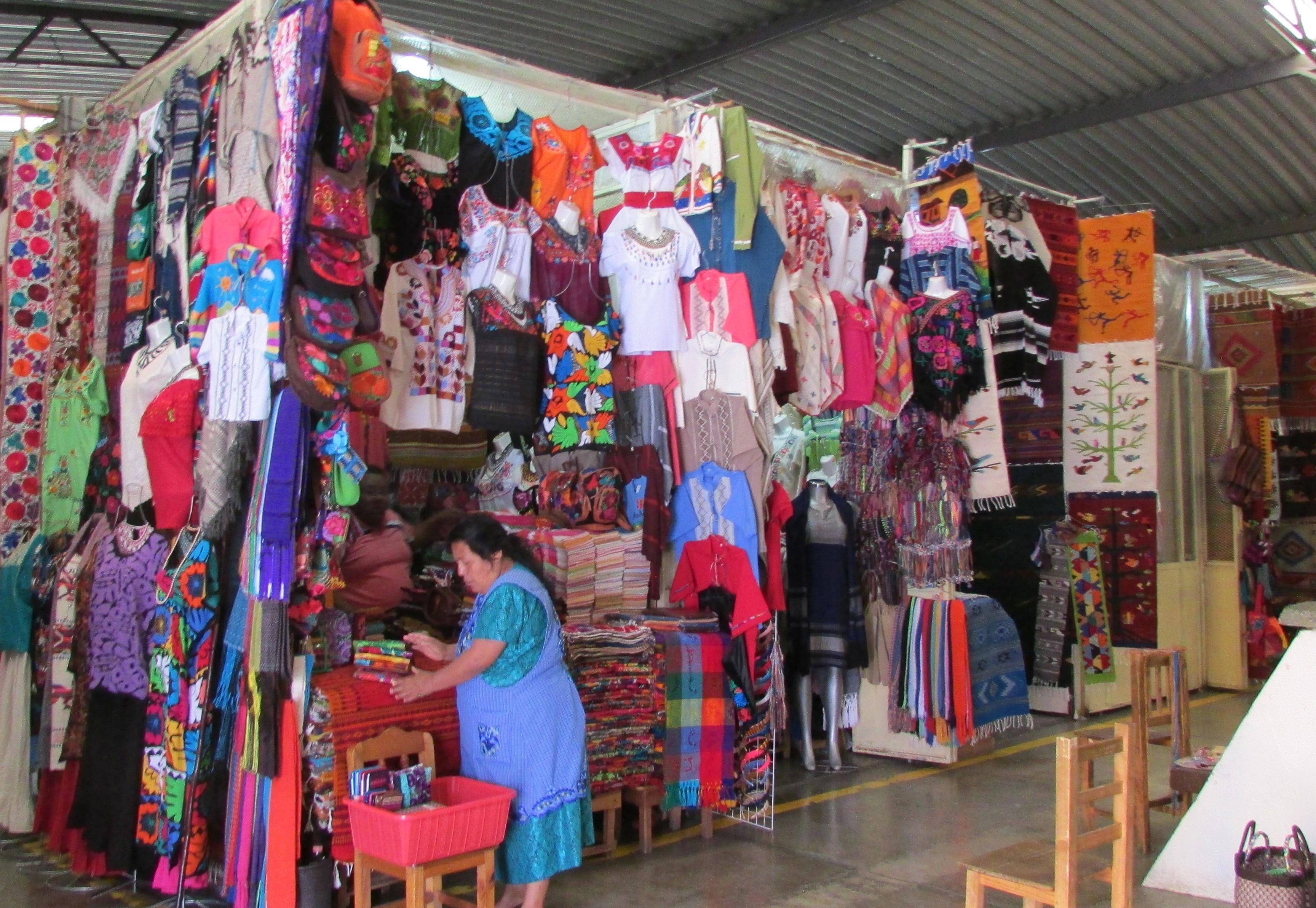Inician Con La Difusión Al Mercado De Artesanías De Oaxaca