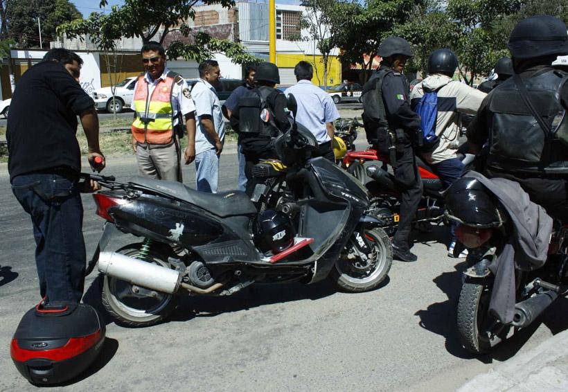 En la ilegalidad, 60% de motociclistas en Oaxaca | El Imparcial de Oaxaca
