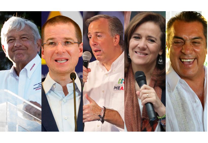 Datos importantes sobre el primer debate presidencial de este domingo — México