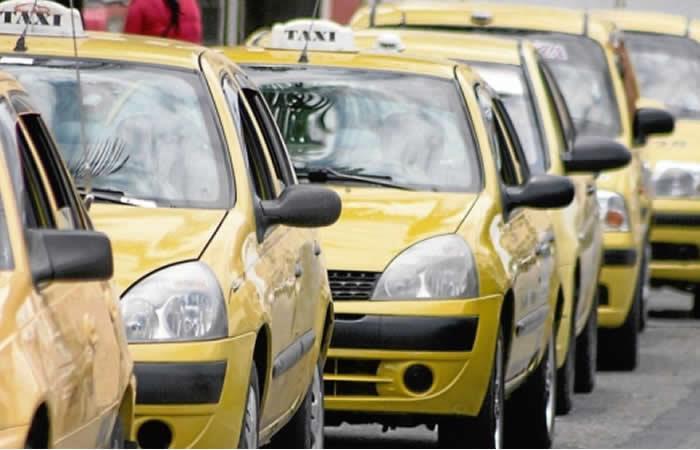 Conoce el nuevo modus operandi para robar en taxis. Noticias en tiempo real