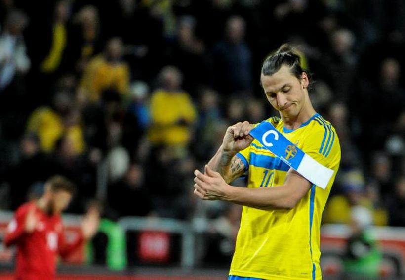 Zlatan Ibrahimovic fuera de Rusia 2018 | El Imparcial de Oaxaca