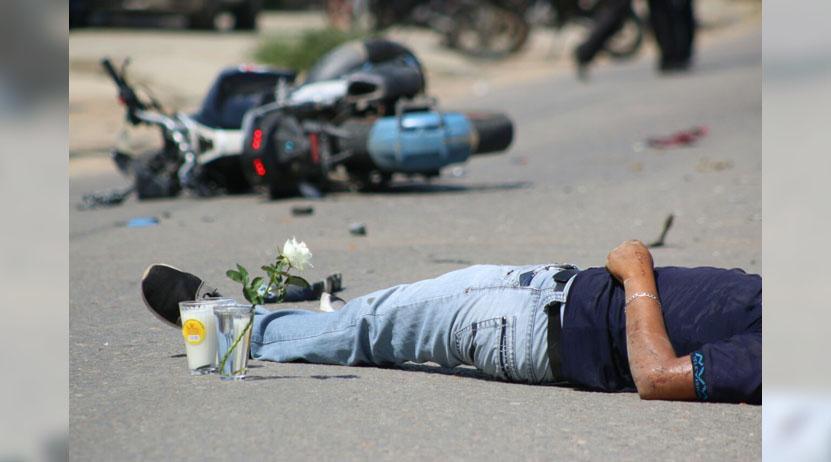 Bikeer muere bajo la rueda en Oaxaca | El Imparcial de Oaxaca