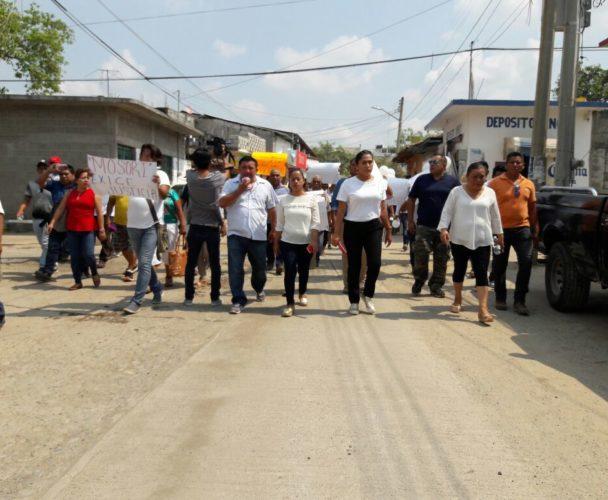 Piden justicia por la  muerte de Hernán en Tehuantepec