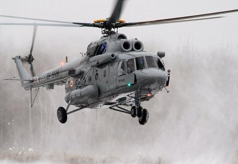 Helicóptero ruso se desploma en Siria | El Imparcial de Oaxaca