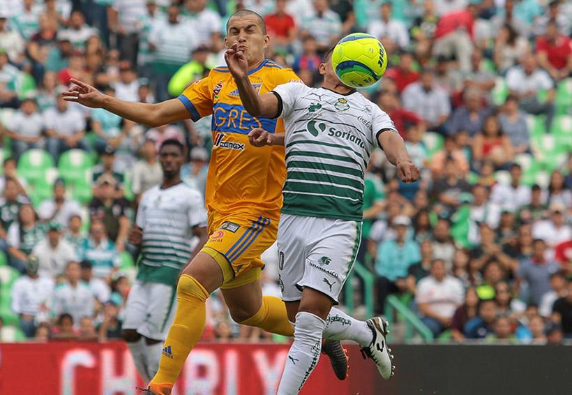 Con gol de Tavares, Santos elimina a Tigres | El Imparcial de Oaxaca