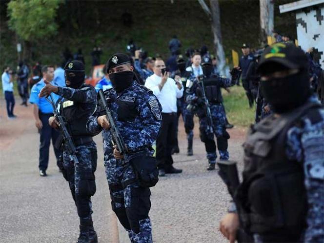 En Honduras, redada masiva deja 400 detenidos | El Imparcial de Oaxaca