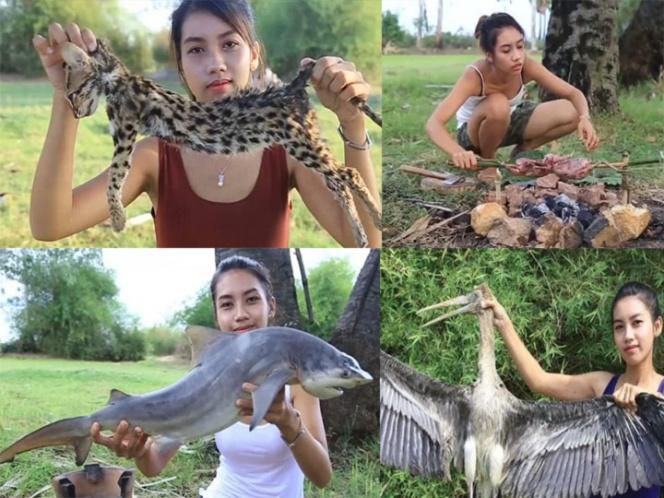 Detienen YouTuber por comer animales en peligro de extinción | El Imparcial de Oaxaca