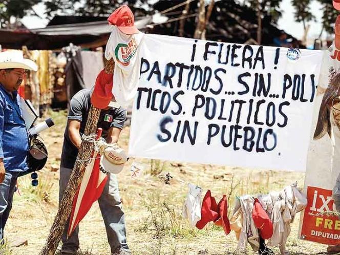 En México, 35 municipios son foco rojo ante elecciones 2018 | El Imparcial de Oaxaca