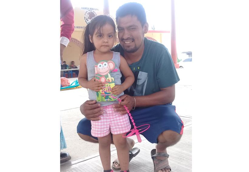 Festejan a niños de la comunidad Guadalupe Nuevo Centro, a través de acciones altruistas