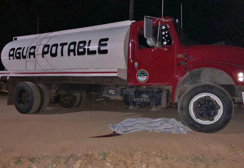 Muere atropellado por pipa, niño de 12 años en Xoxocotlán, Oaxaca | El Imparcial de Oaxaca