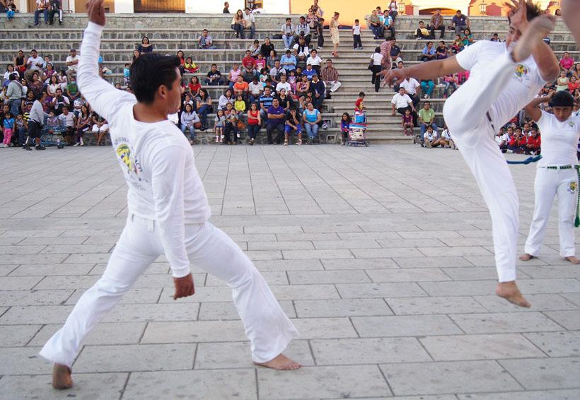 Conmemorarán 17 años de capoeira en Oaxaca   El Imparcial de Oaxaca