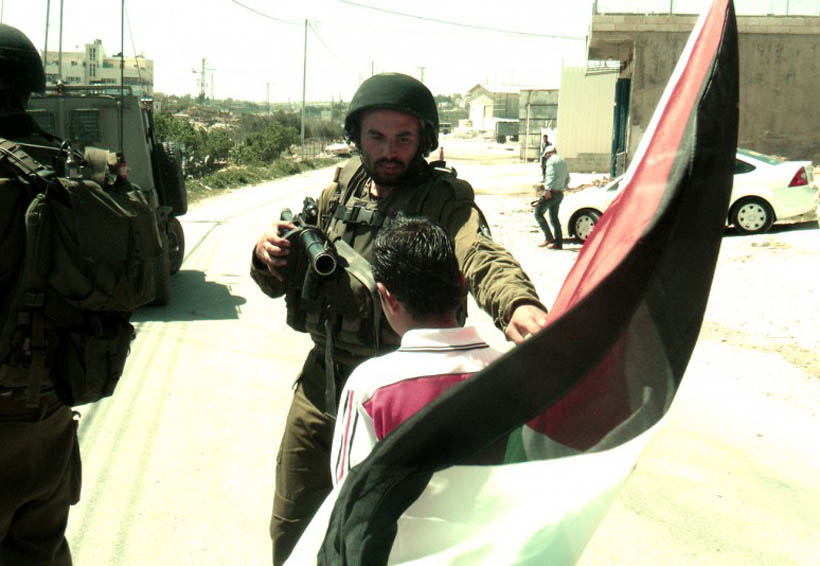 Manifestantes palestinos chocan con ejército israelí en Cisjordania | El Imparcial de Oaxaca