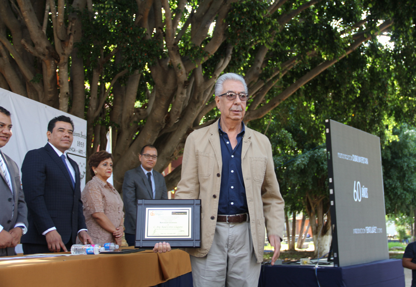 UABJO, 60 años de formar arquitectos