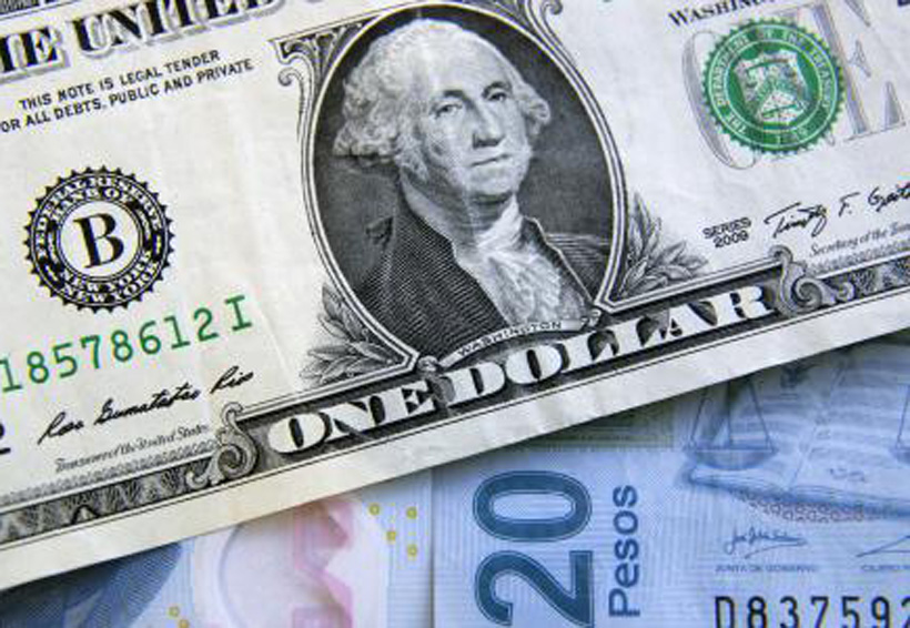 El peso se deprecia; dólar alcanza nuevo máximo | El Imparcial de Oaxaca