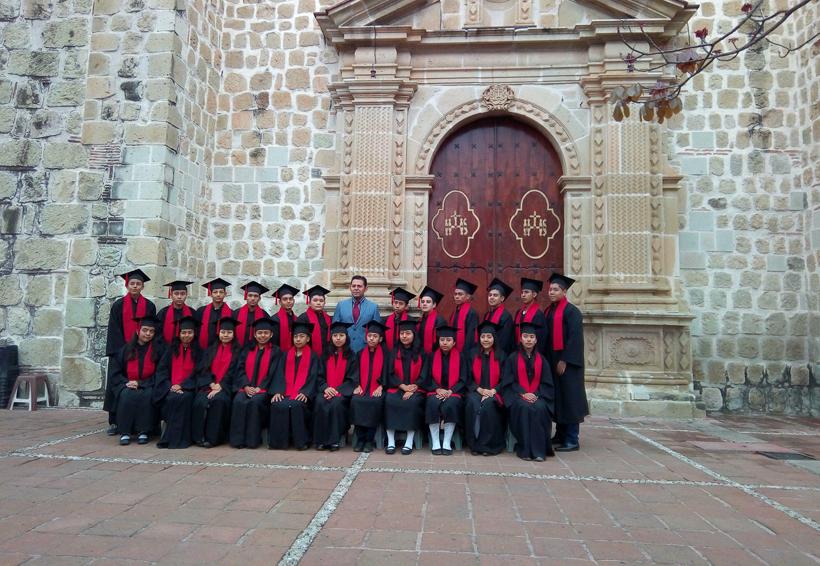 Adiós  a la secu | El Imparcial de Oaxaca