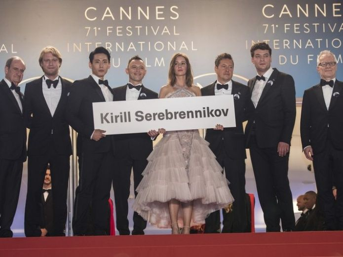 Directores censurados logran expresarse con fuerza en Cannes | El Imparcial de Oaxaca