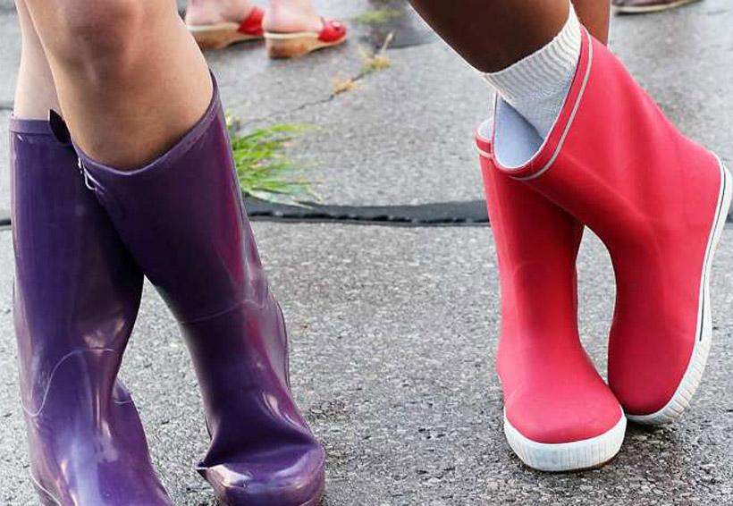 ¿Lluvias? Usa tus rain boots y luce espectacular | El Imparcial de Oaxaca