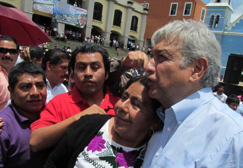 AMLO presidirá, hoy, mitin en Teotitlán de Flores Magón, Oaxaca | El Imparcial de Oaxaca