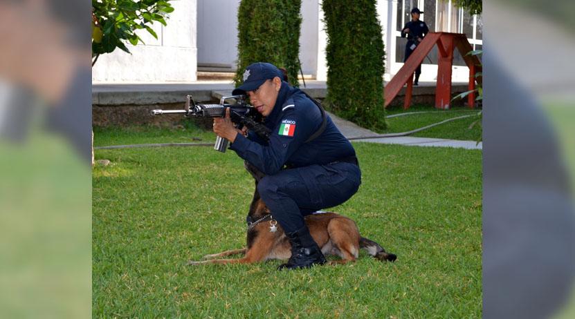 Mamás policías, doble deber | El Imparcial de Oaxaca