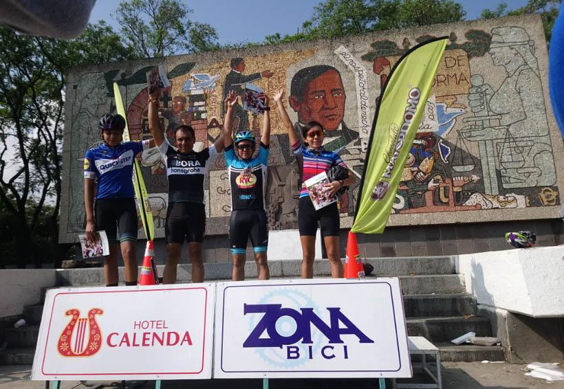 Gran jornada de ciclismo dominical | El Imparcial de Oaxaca