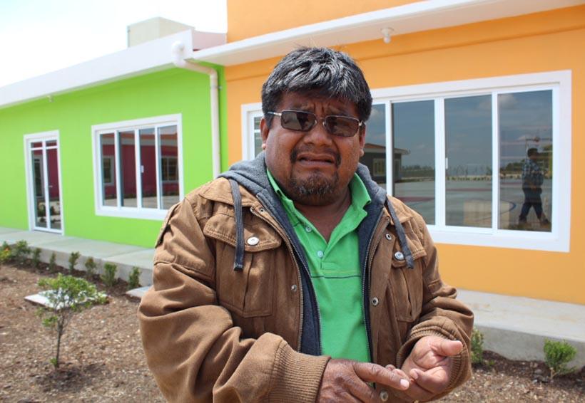Buscan dignificar la  Casa del Niño Indígena en la Mixteca de Oaxaca
