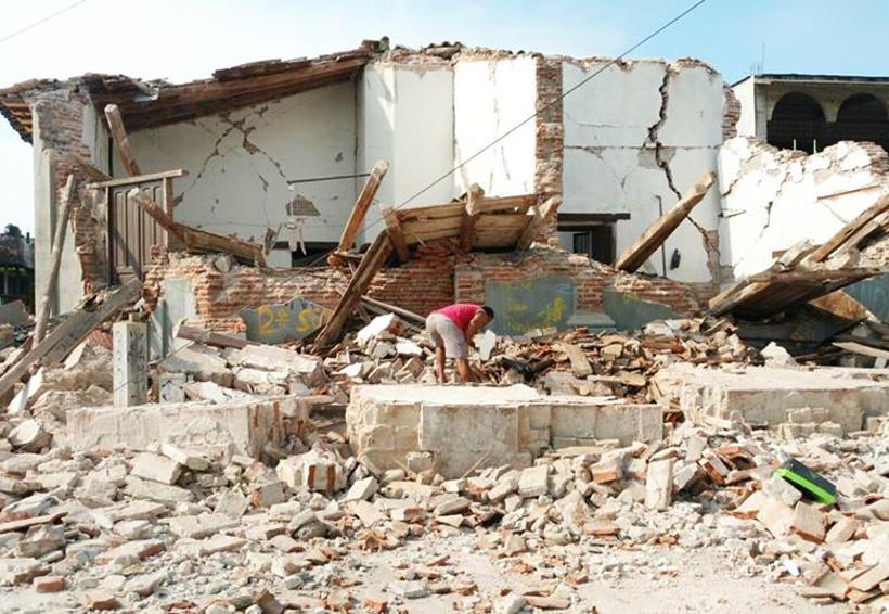 Buscan integrar mapa de riesgo  después de sismos en Juchitán, Oaxaca | El Imparcial de Oaxaca