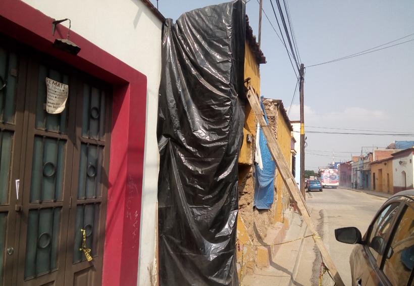 Casas y templos de Oaxaca en el olvido oficial