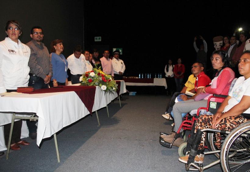 Concientizan sobre  espacios para personas  con discapacidad en la Mixteca de Oaxaca | El Imparcial de Oaxaca