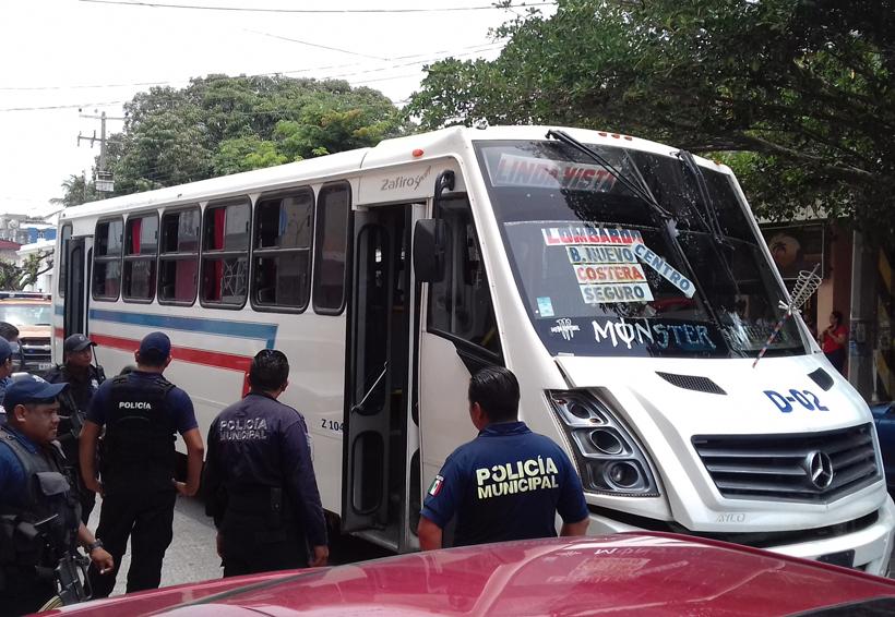 Continúa pirataje de  transporte en el Istmo de Oaxaca | El Imparcial de Oaxaca