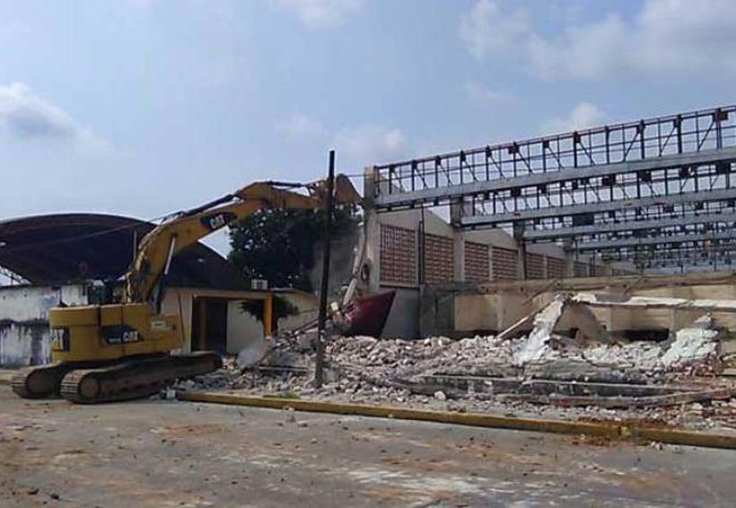 Continúa reconstrucción de  secundaria José Vasconcelos | El Imparcial de Oaxaca