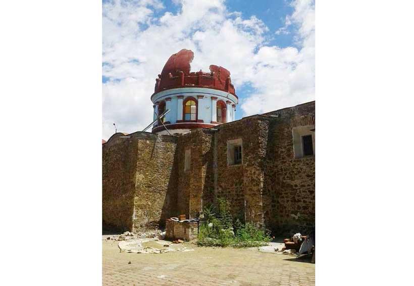 El INAH restaura templos en la Mixteca de Oaxaca