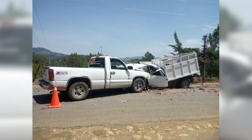 Fallece chofer en accidente vial en  Santa Catarina Ticuá, Oaxaca | El Imparcial de Oaxaca
