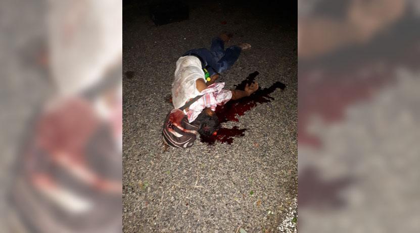 Muere atropellado en su bicicleta en Santa María Tonameca, Oaxaca | El Imparcial de Oaxaca