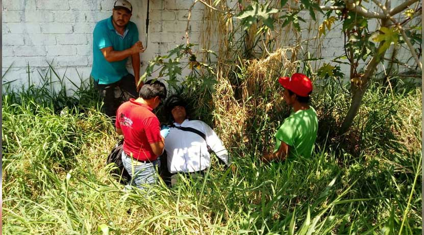 Impactan a cobrador en carretera al Rosario, Oaxaca | El Imparcial de Oaxaca