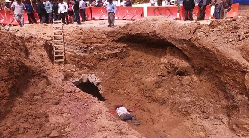 Jornalero cae y muere en Tepuxtepec, Oaxaca | El Imparcial de Oaxaca