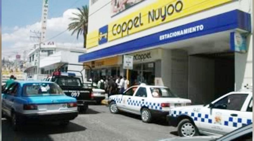 Arrestan a pareja por  intento de robo en  tienda departamental en la Mixteca | El Imparcial de Oaxaca
