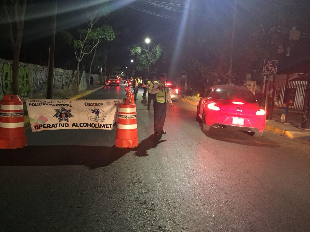 Por borrachos arrestan a ocho automovilistas en Oaxaca | El Imparcial de Oaxaca