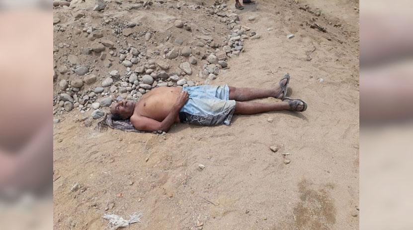 Fallece mientras daba tequio en Santa María Colotepec, Oaxaca | El Imparcial de Oaxaca