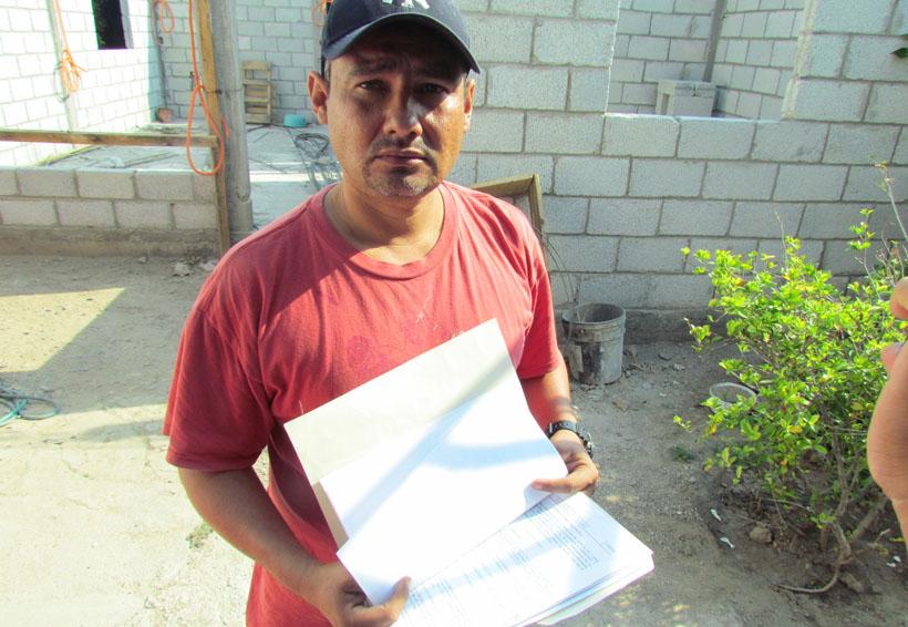 FADH incumple con  damnificados en el Istmo de Oaxaca | El Imparcial de Oaxaca
