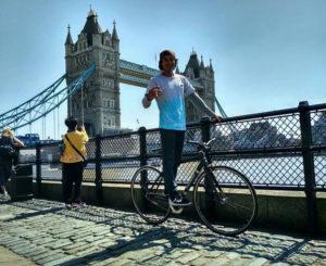 Irving conquista Europa con BMX