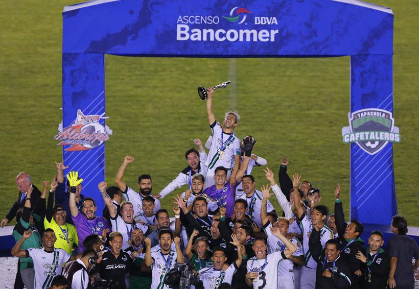 Cafetaleros campeón de campeones del Ascenso MX | El Imparcial de Oaxaca