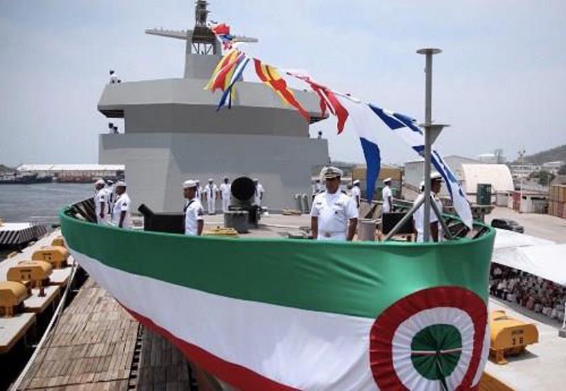 Inauguran Patrulla Jalisco  en el Astillero de Marina   El Imparcial de Oaxaca