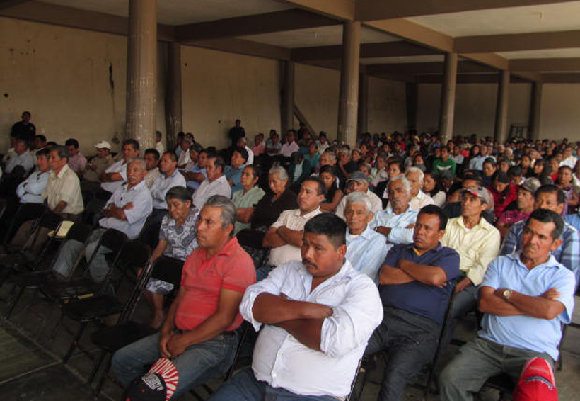Insisten en Huautla  en la instalación de un banco | El Imparcial de Oaxaca